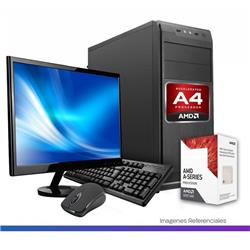 PC ARMADA AMD A4 4000 4GB HD TB USADO