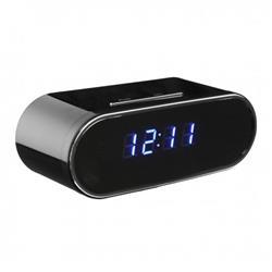 Camara Espia Reloj Despertador Cámara Ip Wifi 128gb 1080p Zenei