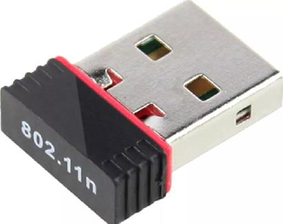 ADAPTADOR USB WIFI ZENEI NANO 150MBPS