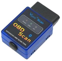 SCANNER AUTOMOTRIZ OBD2 MULTIMARCA - BLUETOOTH - QR