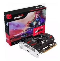 PLACA DE VIDEO AMD RADEON RX 560 4GB GDDR5 128BITS DVI HDMI DP