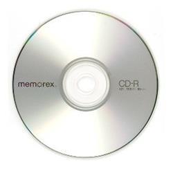 CD MEMOREX
