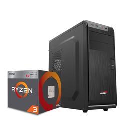 PC ARMADA GAMER RYZEN 3 3200G 12 NUCLEOS 1TB 4GB DDR4 MB ASUS/GIGA A320 VEGA GRAPHICS