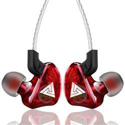 Auriculares In Ear Premium QKZ CK5 Stereo Running C Estuche Buenos Graves