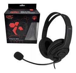 AURICULAR GAMER GTC HGS-600 Headset Ps4 Pc Con Mic