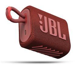 PARLANTE PORTATIL JBL GO 3 RED BLUETOOTH PORTATIL ORIGINAL
