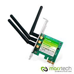 PLACA DE RED WIFI TP-LINK WDN4800 450MBPS 3 ANTENAS PCI-EXPRESS