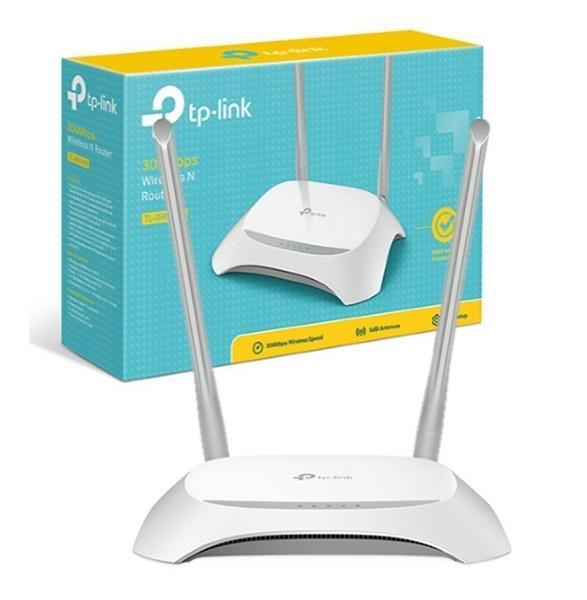 ROUTER WIFI TP-LINK TL-WR850N WISP 300MBPS ISP