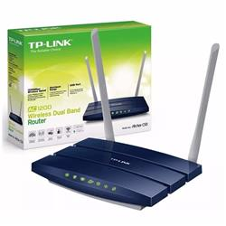 ROUTER WIFI TP-LINK ARCHER C50 AC1200 MBPS 2.4-5GHZ DUAL BAND USB HD