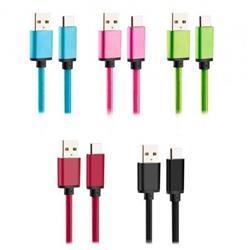 CABLE USB TIPO C INOVA 3.1A TUBO ACRILICO