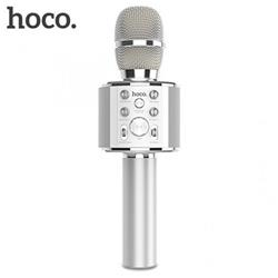 MICROFONO HOCO BK3 BLUETOOTH CABLE PARLANTE CELULAR USB ( CAJA SEMI DAÑADA )