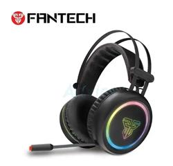 AURICULAR GAMER FANTECH CAPTAIN HG15 7.1 MICROFONO RGB USB