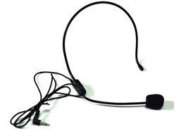 Microfono Vincha Headset Con Cable Mini Plug