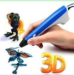 Lapiz 3d Impresora Lapicera 3d Lcd Base Zenei + Filamentos Regalo