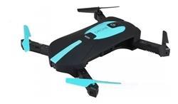 DRONE MINI PLEGABLE JY018 WIFI CAMARA ALTURA 60 METROS AUTONOMIA 6-8 MIN TIEMPO DE CARGA 70 MIN