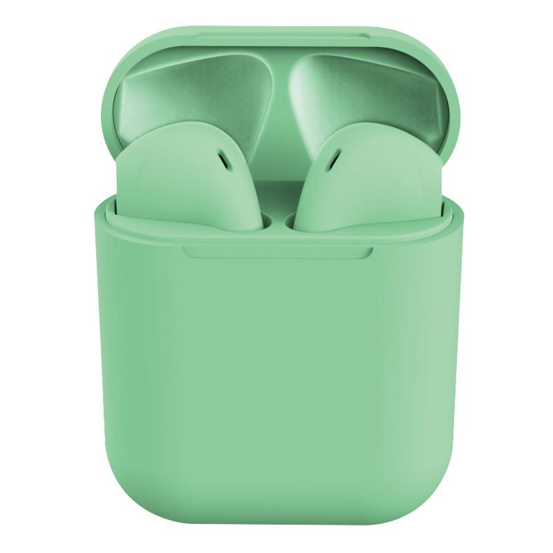 Auricular Bluetooth 5.0 I12s Tws Touch Táctil Android iPhone Simil AirPods