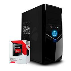 PC ARMADA AMD A6 7480 6 NUCLEOS 4GB SSD 120GB MB A68 GABINETE KIT