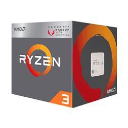 PROCESADOR AMD RYZEN 3 2200G 3.5 GHZ RADEON VEGA GRAPHICS SOCKET AM4