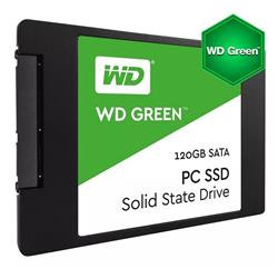 DISCO SOLIDO SSD 120GB WESTERN DIGITAL GREEN