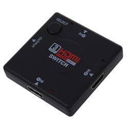 Switch Hdmi 2x1 - V1.4 2 entrada 1 salida Full Hd 1080p