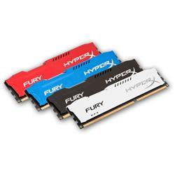 DDR3 8GB 1866MHZ KINGSTON HYPERX FURY - HX318C10FB