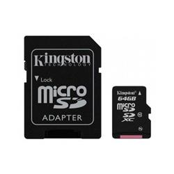 MICRO SD 64GB KINGSTON CL10