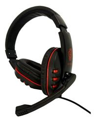 AURICULAR GAMER CON MICROFONO BYSOUL BS-401 PC NOTEBOOK