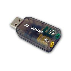 PLACA DE SONIDO USB 5.1 SEISA ST-3051
