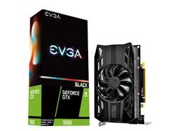 PLACA DE VIDEO EVGA GTX 1660 6GB BLACK GAMING