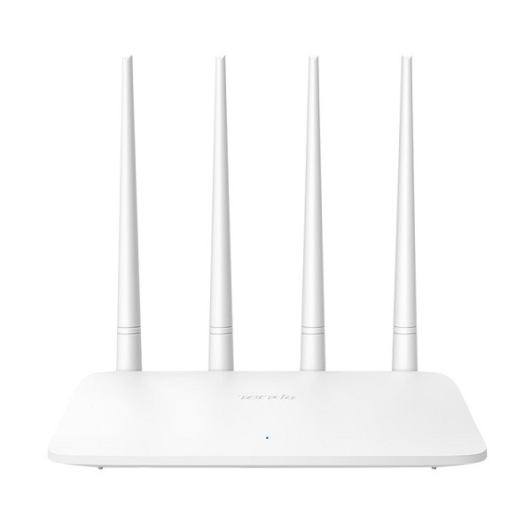 ROUTER WIFI TENDA F6 300MBPS 4 ANTENAS CHIP QULCOMM