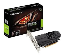 PLACA DE VIDEO GIGABYTE GTX 1050TI OC 4GB GDDR5 LP
