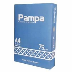 RESMA DE PAPEL PAMPA 75 gr