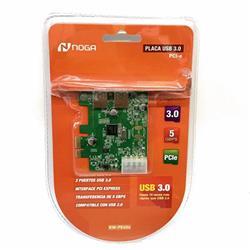 PLACA NOGA KW-PE404 PCI-E 2 USB 3.0