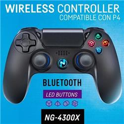 JOYSTICK INALAMBRICO PS4 NOGA NG-4300X