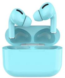 AURICULAR IN EAR BLUETOOTH 5.0 PRO 3 TWS AZUL IPHONE ANDROID