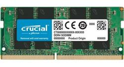 MEMORIA RAM SO DIMM DDR4 2666MHZ 16GB CRUCIAL
