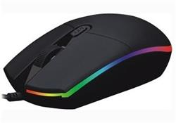 MOUSE GAMER RGB OPTICO 3 BOTONES 2400 DPI R8 M1605