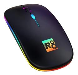 MOUSE INALAMBRICO RECARGABLE R8 A6 SLIM