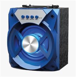 PARLANTE PORTATIL BLUETOOTH MS-1617BT USB SD RADIO FM