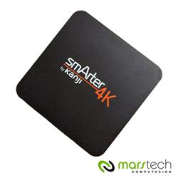 TV BOX KANJI KODI 4K ANDROID 5.1, 1GB DDR3, 8GB, WIFI, RJ45