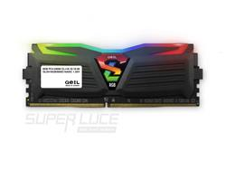 MEMORIA DDR4 8GB 2400MHZ GEIL SUPER LUCE C/DICIPADOR RGB RETAIL