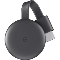 Google Chromecast 3 C/Fuente Smart Tv Netflix Hdmi