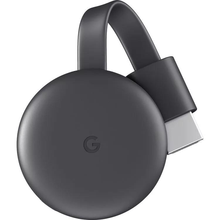 Google Chromecast 3 S/Fuente Smart Tv Netflix Hdmi