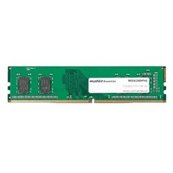MEMORIA RAM DDR4 4GB 2400MHA MUSHKIN ESSENTIALS