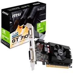 PLACA DE VIDEO MSI GT 710 2GB GD3 LP