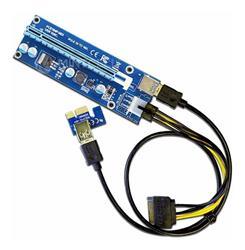 RISER V009 PCI-E 1x-16x USB3.0 V009 CON CABLE ALIMENTACION