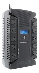 UPS 1000VA/500W FORZA HT-1002LCD-A 220V10 IRAM 2 USB 50/60HZ