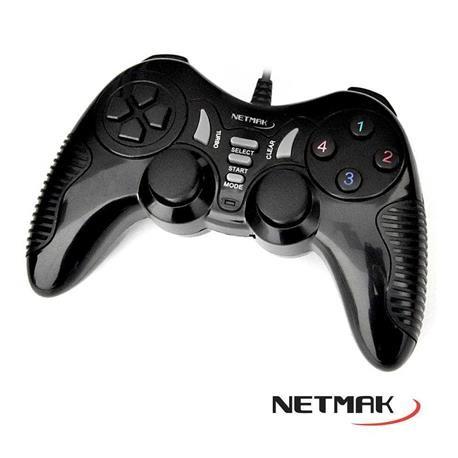 JOYSTICK PC/PS3 USB NETMAK NM-TURBO