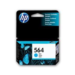 CARTUCHO HP ORIGINAL 564 CIAN  CB318WL P/HP C6380
