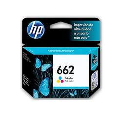 CARTUCHO HP ORIGINAL 662 COLOR - HP2515 - (cz104al)